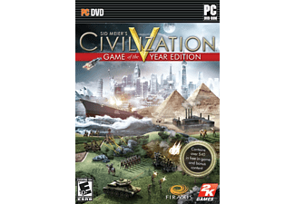 Civilization 5 - Game Of The Year Edition | PC