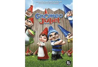 Gnomeo & Juliet | DVD