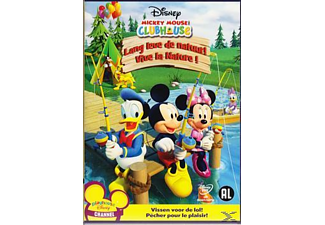 Mickey Mouse Clubhouse - Lang Leve De Natuur | DVD
