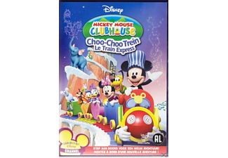 Mickey Mouse Clubhouse - Choo-choo Trein | DVD