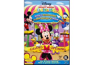Mickey Mouse Clubhouse - Minnie's Strikkenwinkel | DVD