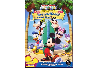 Mickey Mouse Clubhouse - Mickey's Strandfeest | DVD