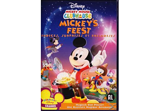 Mickey Mouse Clubhouse - Mickey's Feest | DVD