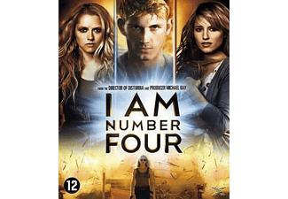 I Am Number Four | Blu-ray