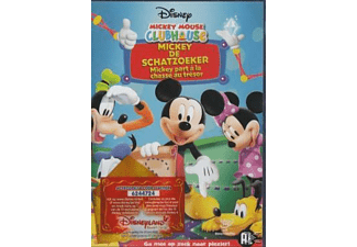 Mickey Mouse Clubhouse - Mickey De Schatzoeker | DVD