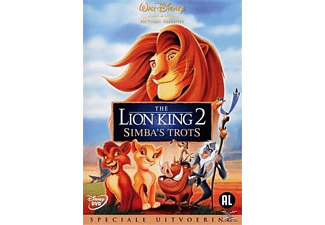 The Lion King 2: Simba's Trots | DVD