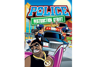 TRADEKS Police: Destruction Street PC Oyun