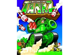 TRADEKS Tankz: Destruction PC Oyun