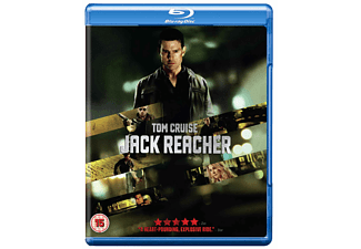 ESEN Jack Reacher Bluray