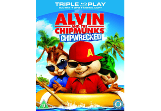 ESEN Alvin ve Sincaplar Bluray