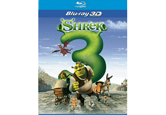 ESEN Şrek 3 Bluray