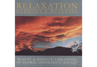 Wellness Orchestra - Global Inspiration Sounds - (CD)