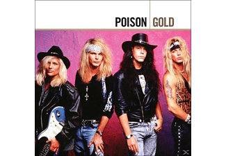 Poison - Gold - (CD)