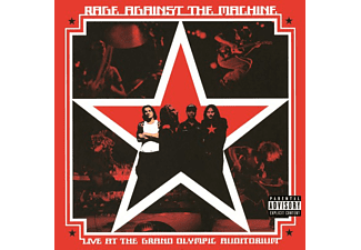 Rage Against The Machine - Live At The Grand Olympic Auditorium (Vinyl LP (nagylemez))