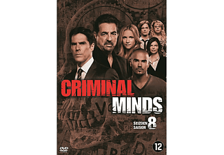 Criminal Minds - Seizoen 8 | DVD