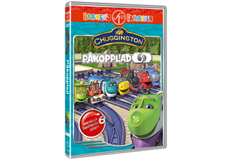 Chuggington - Påkopplad Barn DVD