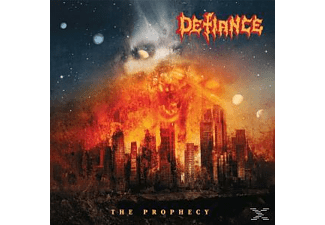 Defiance - The Prophecy - (Vinyl)