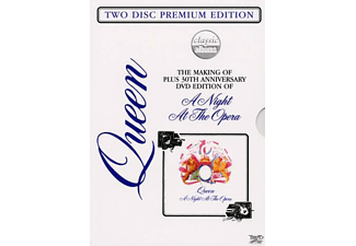 Queen - A Night At The Opera Classic Album - (DVD)