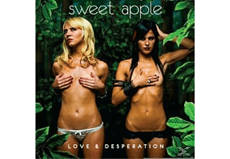 Sweet Apple - Love & Desperation [CD]