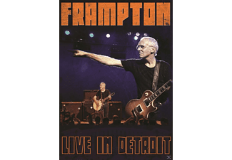Peter Frampton - Live In Detroit [DVD]