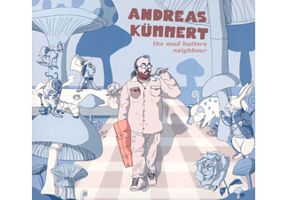 Andreas Kümmert - The mad hatters Neighbour [CD]