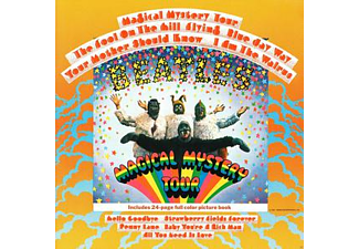 The Beatles - Magical Mystery Tour [Vinyl]