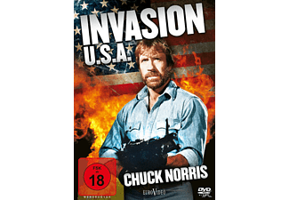 INVASION U.S.A. - (DVD)