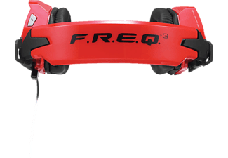 MAD CATZ F.R.E.Q.3 Gaming Headset Rot