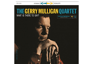 Gerry Quartet Mulligan - What Is There To Say? (Vinyl LP (nagylemez))