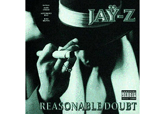 Jay-Z - Reasonable Doubt (Vinyl LP (nagylemez))