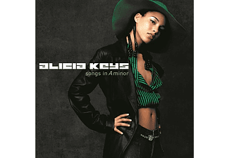 Alicia Keys - Songs In A Minor (Vinyl LP (nagylemez))