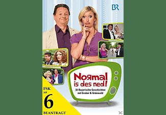 normal is des ned 33 bayerische geschichten mit gruber gr nwald dvd tv serien dvd. Black Bedroom Furniture Sets. Home Design Ideas