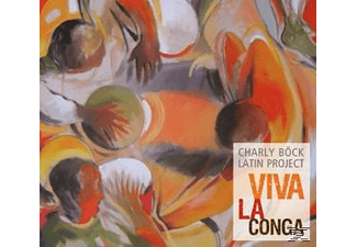 Charly Böck Latin Project - Viva la conga [CD]