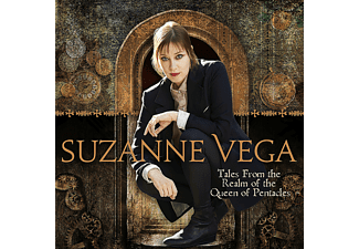 Suzanne Vega - Tales From The Realm Of The Queen Of Pentacles [CD]