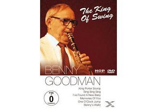 Benny Goodman - The King Of Swing - (DVD)