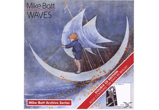 Mike Batt - Waves/Six Days In Berlin [CD]
