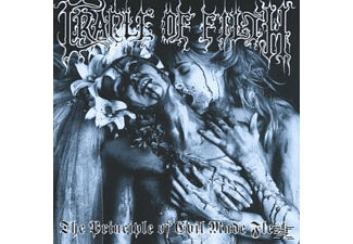 Cradle Of Filth - The Principle Of Evil Made Fle - (CD)