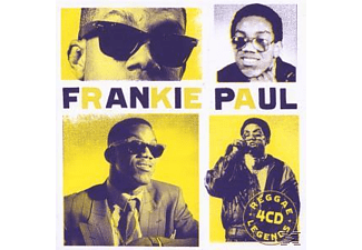 Frankie Paul - Reggae Legends (Box Set) - (CD)