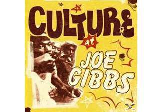 Culture - Culture At Joe Gibbs (Box-Set) - (CD)