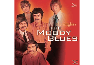 The Moody Blues - The Singles+ - (Vinyl)