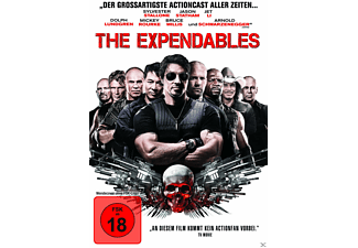 The Expandables(FSK 18) (DVD) [DVD]