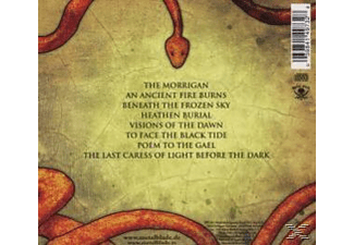 Darkest Era - The Last Caress Of Light - (CD)