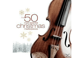 VARIOUS - 50 most essential Christmas Masterpieces - (CD)