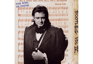 Johnny Cash - Bootleg Vol.4: The Soul Of Truth [CD]