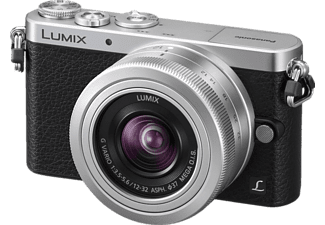 PANASONIC Lumix DMC-GM1 + 12-32/3,5-5,6 - Silver