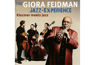 Giora Feidman - Klezmer Meets Jazz [CD]