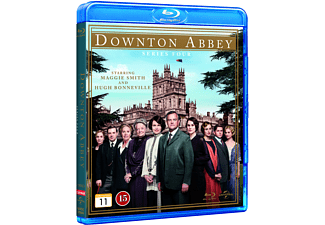 Downton Abbey S4 Drama Blu-ray