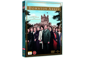 Downton Abbey S4 Drama DVD