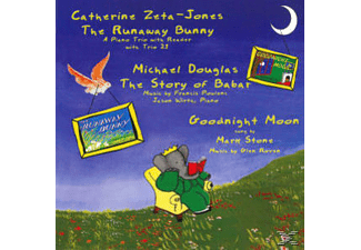 Zeta-Jones/Douglas/Stone - The Runaway Bunny/The Story of Babar - (CD)