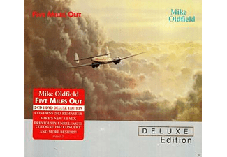 Mike Oldfield - Five Miles Out (Deluxe Edition) - (CD)